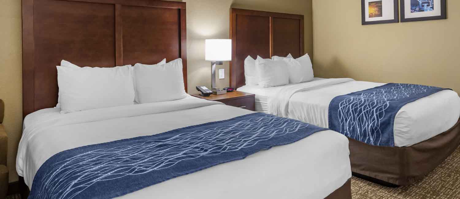COMFORT INN SUNNYVALE OFFERS FAMILY-FRIENDLY ACCOMMODATIONS